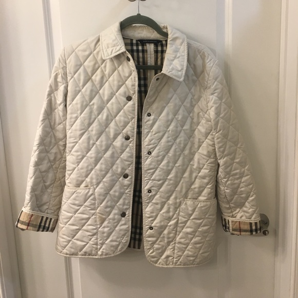 028df23670ac Burberry Jackets & Coats | Womens Quilted Jacket | Poshmark
